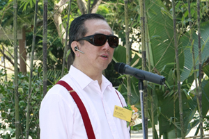 Mr. Tam stated that bamboo planting is significant to the development of HSMC.
