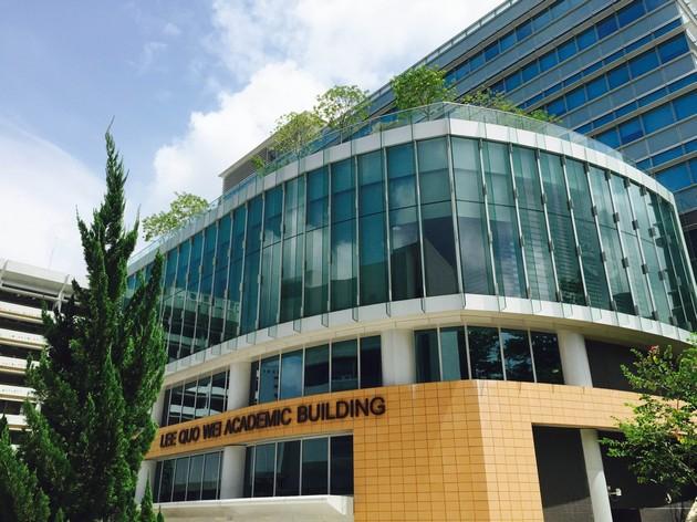 可持續發展校園建築風格 — 承傳過去,創造未來