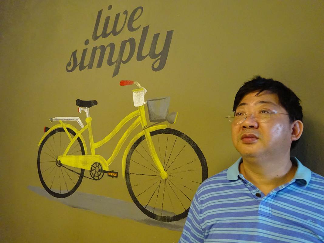 Professor Simon Shun-Man Ho Picture 2