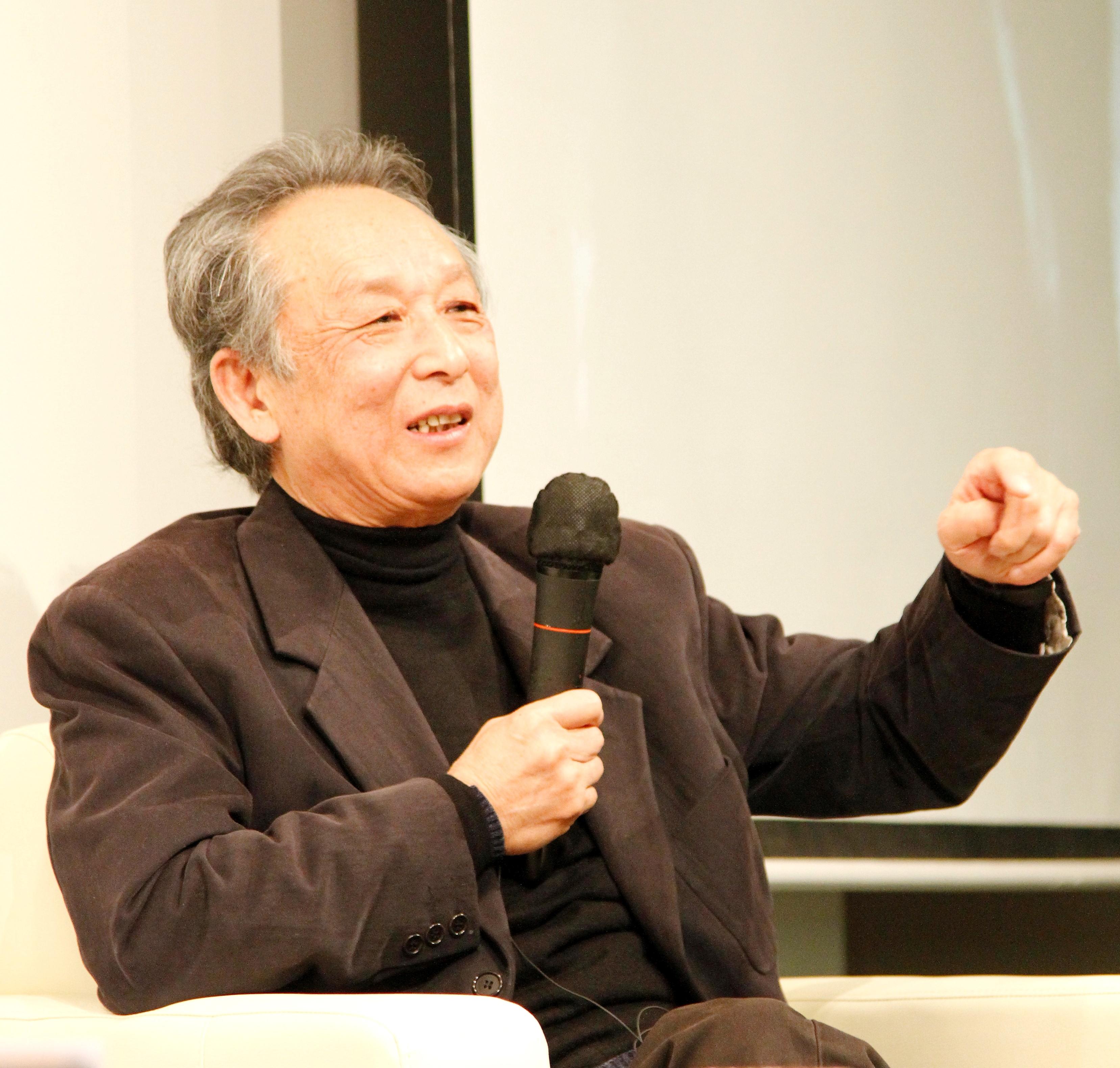 Professor Gao Xingjian
