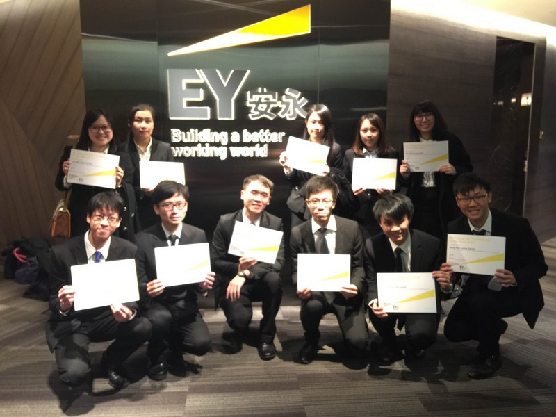 The Accountancy Year-4 students were shortlisted to the pre-final round of the competition