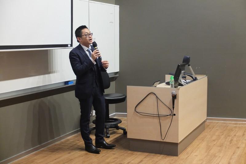 香港安永會計師事務所稅務及商業顧問服務合夥人鄭傑燊先生主講「香港買樓印花稅你要識!」