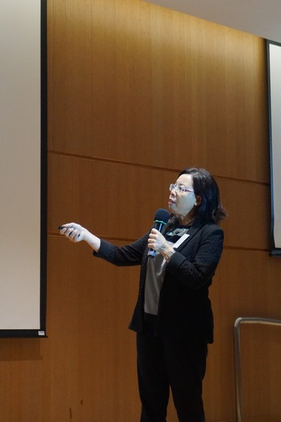 Representative from Department of Accountancy ( Accounting Concentration) – Ms Betty Kwok