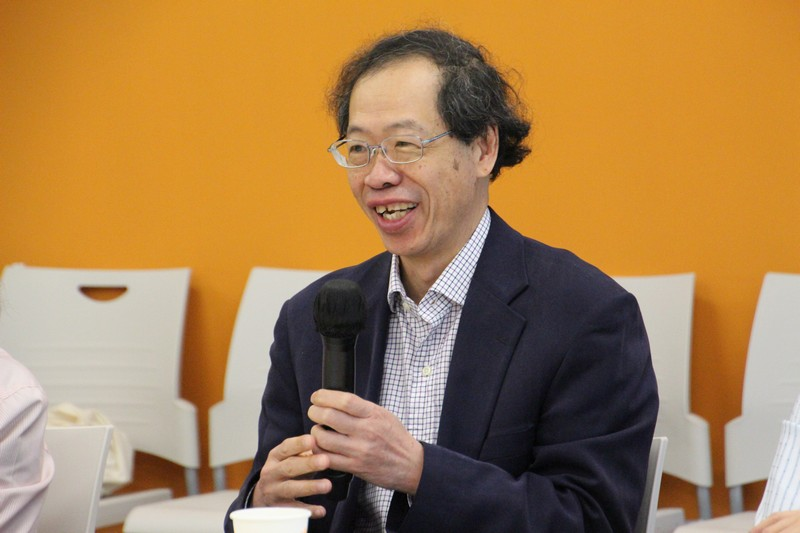 Professor Hui Yer Van raised questions