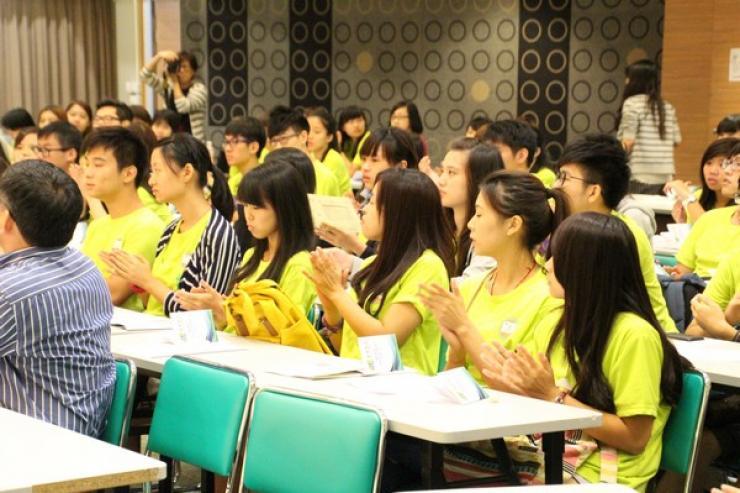 Freshmen's participation
