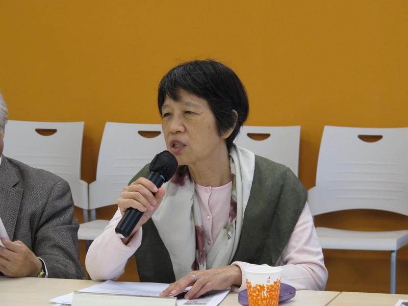 陳凌教授對傳播學院的發展提供寶貴意見