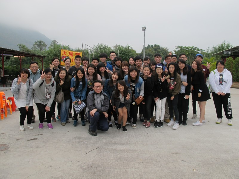Group photo of the School of Communication
