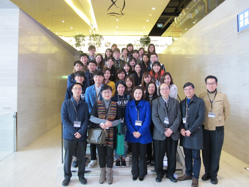 Group photo of the teaching staff and students from the School