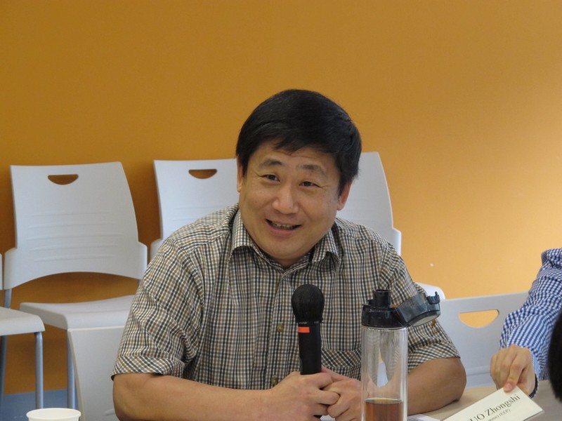 Dr Steve Guo provided valuable opinions on the development of BJC Programme