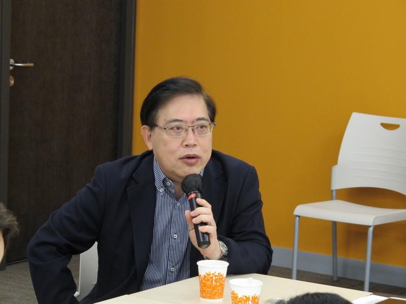 趙應春先生分享傳媒行業的最新趨勢