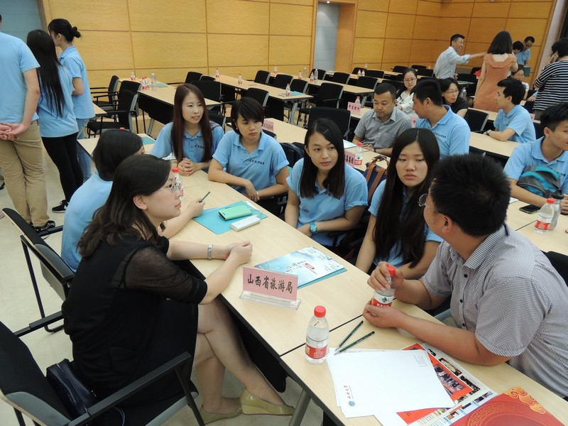 BJC teachers and students joined the Opening Ceremony of the Shanxi Internship Programme