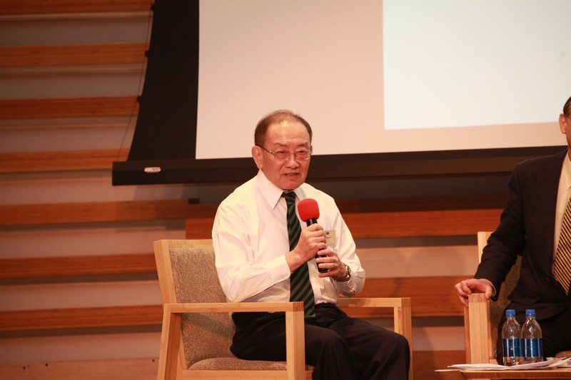 Mr Allen Lee, moderator for the Session on Responsible Management Education