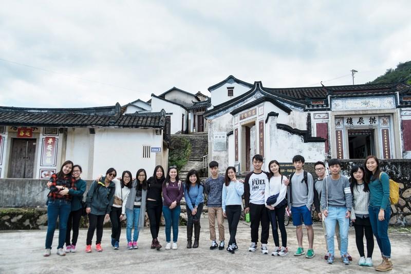 TKP Arts Ambassadors visit Dr Tin Ka Ping's birthplace in Meizhou