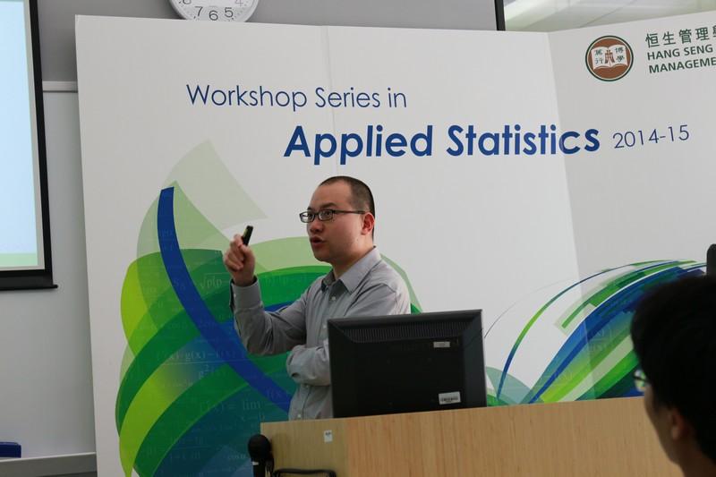 Dr Ng's presentation