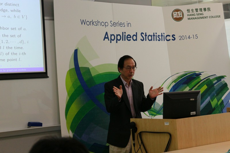Professor Wong's presentation