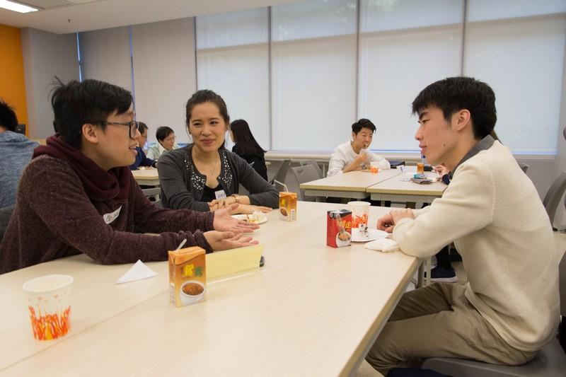 導師為學生提供職業規劃上的建議