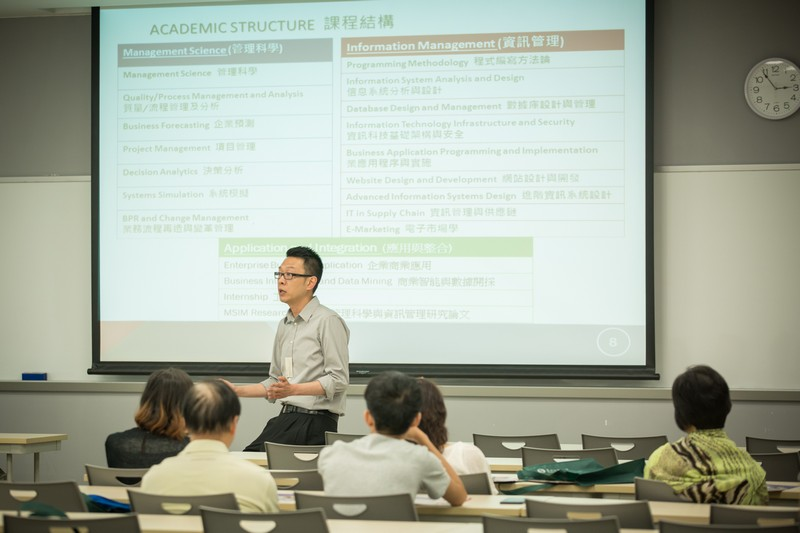 Programme seminars and workshops hosted by academic staff