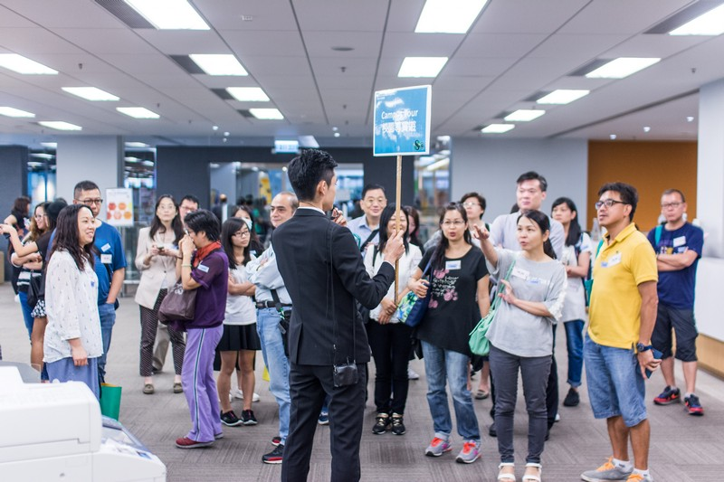 Campus Tour – Library