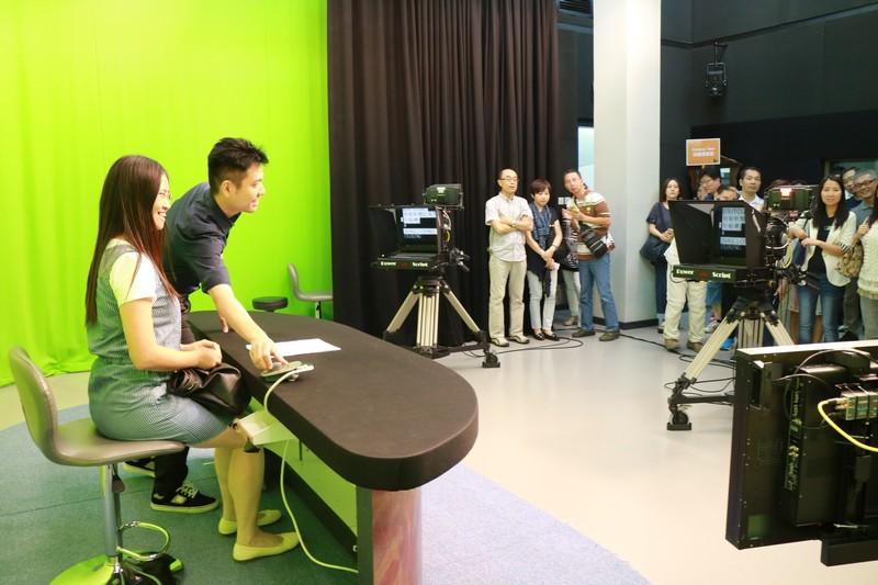 Campus Tour – BJC TV Studio