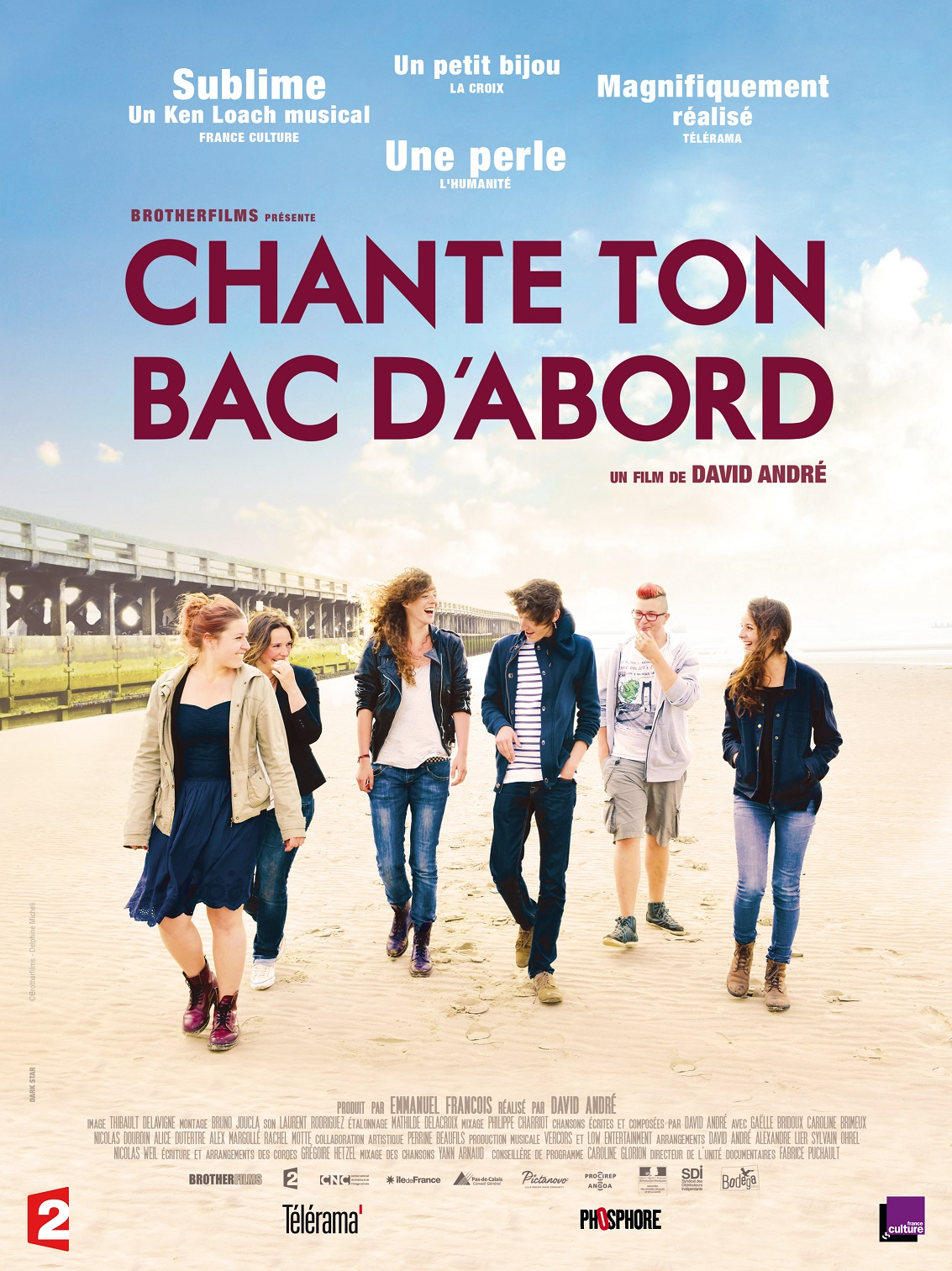 French Film Festival: Chante ton bac d'abord – We did it on a song