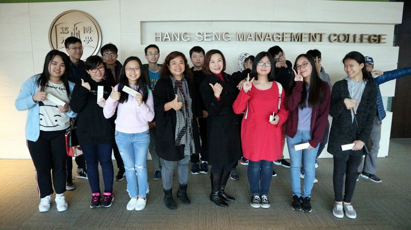 Group photo after workshop completion