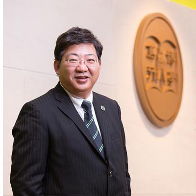 President Ho portrait