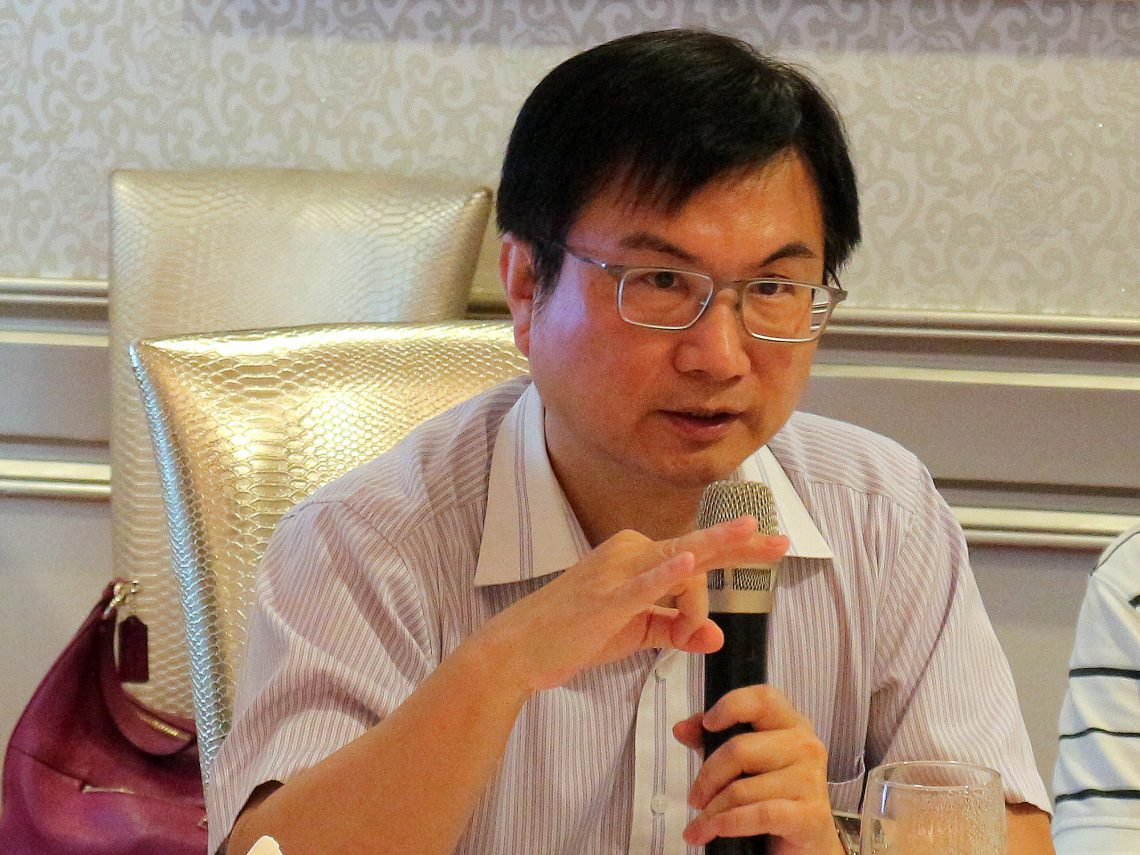 Associate Dean James Chang of the School of Communication, Bachelor of Journalism and Communication (Honours) Programme Director, shared his view on the programme.