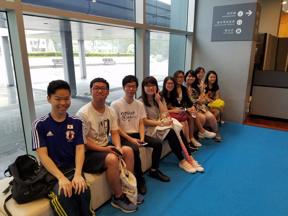 Cultural trip to the Hong Kong Museum of History