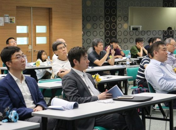 Participants were actively involved in the symposium.