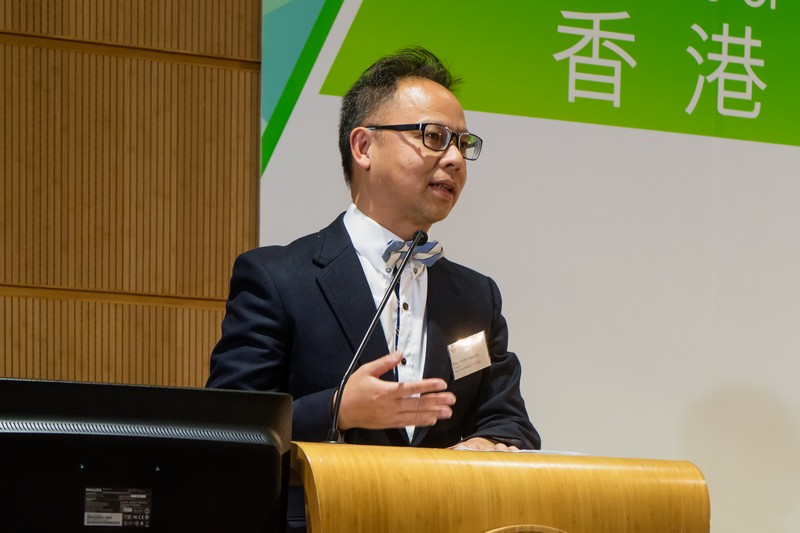 Professor M L Tang delivered the closing remarks.