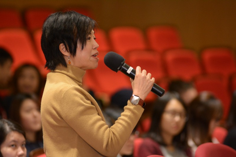 Ms Regina Li raised a question about the maritime arbitration trend in China.