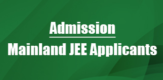 Mainland JEE Applicants