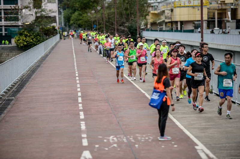 """HSMC FunD Run for U"" was the first community engagement cum fundraising run among local self-financed higher education institutions."