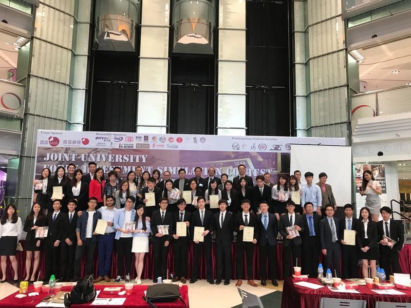 Group photo at the Closing and Award Presentation Ceremony