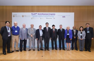 HSMC Hosted 27th World Business Congress