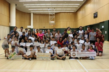 Group photo at the closing ceremony