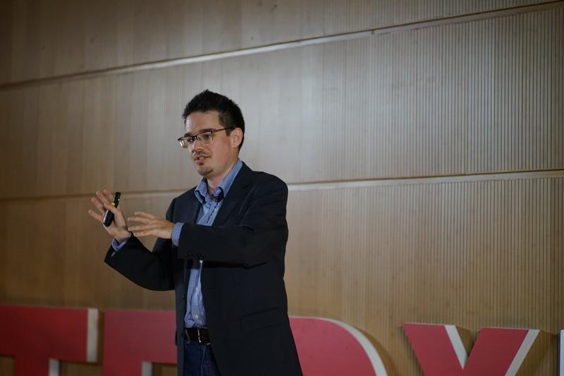 """Seeking Identity in China's Shadow"" by Mr Ben Bland"