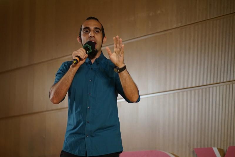 """""""Make Me Laugh"""" by Mr Vivek Mahbubani"""