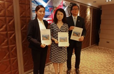 HSMC Published Research Report and Proposed Collaboration at Kwai Tsing Container Terminal to Increase Efficiency and Competitiveness