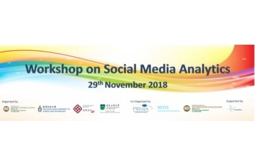 Workshop on Social Media Analytics