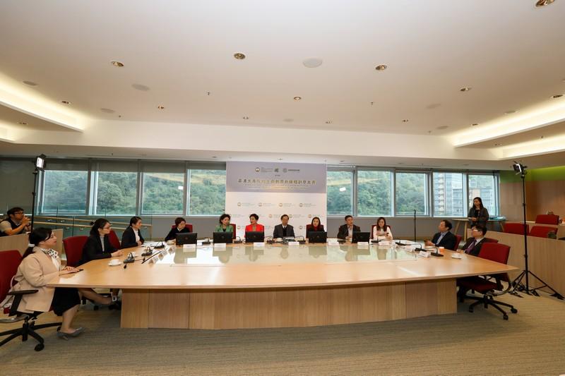 「滬港大專院校生命教育新媒體創意大賽」今日正式啟動。
