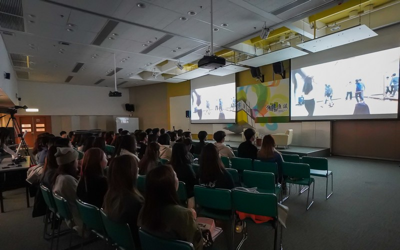 SCOM Documentary Screening and Director Sharing Session