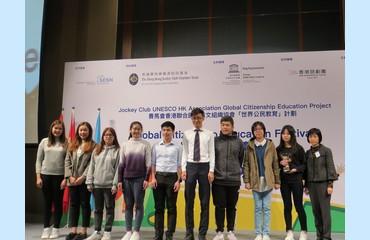 HSUHK Students Showcase Award-winning Drama Script