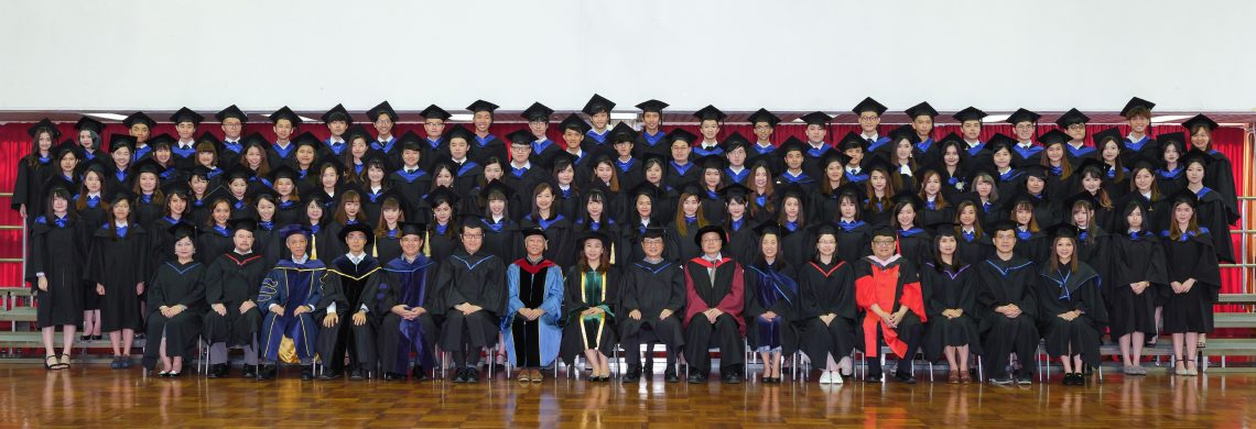 Graduating students of Bachelor of Journalism and Communication (Honours) and their teachers