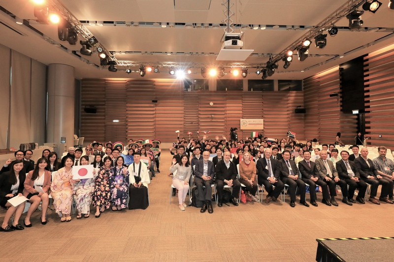 More than 130 students and teachers participated in the HSUHK G20 Simulation 2019