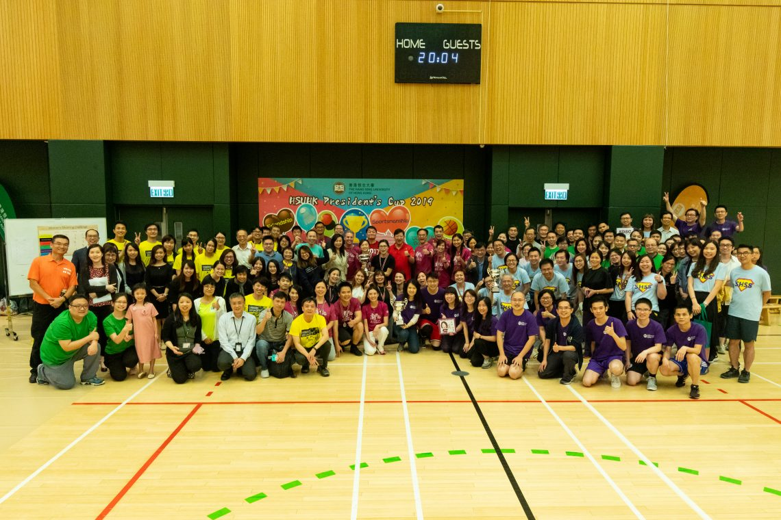 Group photo after prize presentation