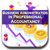 Business Administration in Professional Accountancy
