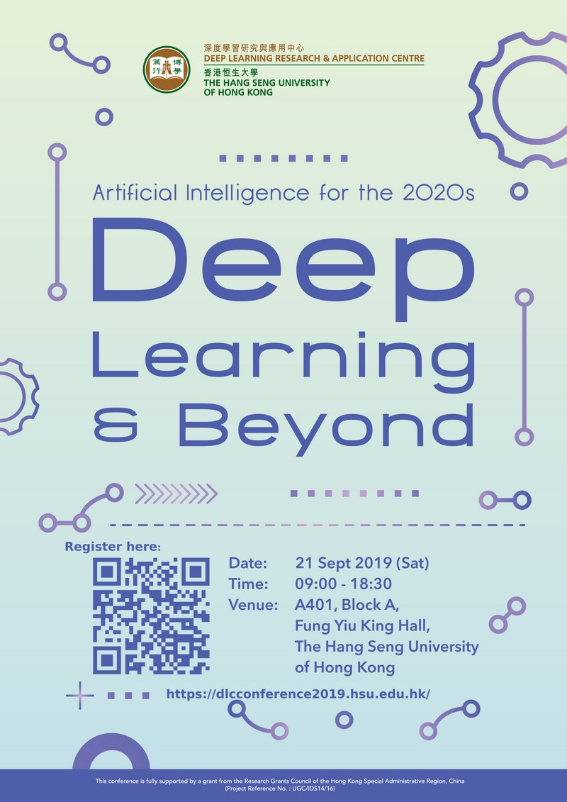 Artificial Intelligence for the 2020s Deep Learning & Beyond