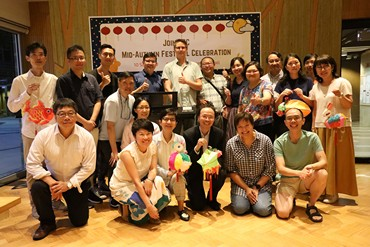HSUHK Residential Colleges celebrated the Mid-Autumn Festival with Students and Faculty