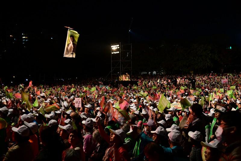 2020 Taiwan Election Study Tour